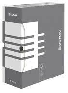 Karton Archiwizacyjny Pudło Donau A4/120mm Szare