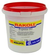 Klej do drewna RAKOLL EXPRESS D3 1 kg