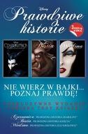 Disney Zestaw. Czarownica+Wiedźma+Bestia. Książka.