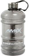 AMIX Kanister 2,2L Shaker Bidon Solidny SZARY