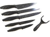 Ostre Noże Ceramiczne Zestaw Noży kuchennych 6 el