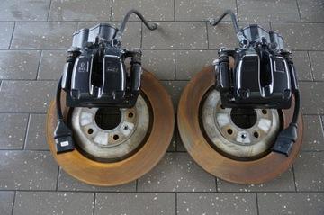 супорта диски зад bentley continental 6.0 3w0 - фото