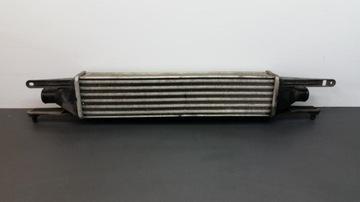 радиатор интеркулер fiat grande punto 1.3 m-jet - фото