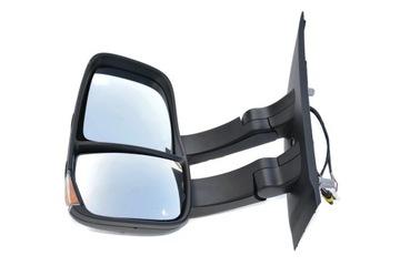 iveco daily 2019 2020 зеркало левая длинные кондиционер - фото
