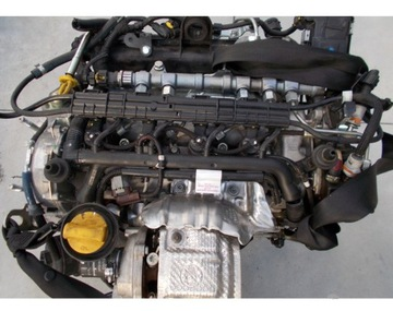 двигатель комплект punto doblo 1.3 mj 263a2000 13r - фото