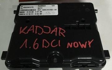 renault kadjar climbox блок управления кондиционера 285258247r - фото