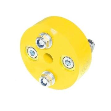 шрус эластичная рулевая колонка bmw 3 e36 e46 жолтый - фото