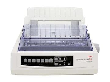 Матричный принтер OKI MicroLine ML320 LPT ПОЛНАЯ доставка товаров из Польши и Allegro на русском