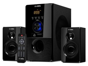 SVEN MS-2050 USB,SD,FM,BLUETOOTH +PROMO доставка товаров из Польши и Allegro на русском