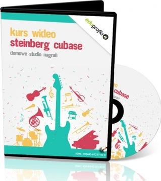 Видеокурс STEINBERG CUBASE - домашние студии звукозаписи доставка товаров из Польши и Allegro на русском