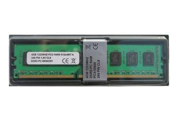 4GB 1333MHZ ОПЕРАТИВНАЯ ПАМЯТЬ DDR3 DIMM PC3-10600 ДЛЯ AMD доставка товаров из Польши и Allegro на русском