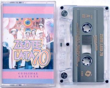 VA - Золотые Годы 70 (Original artist) (кассета) ОЧ. доставка товаров из Польши и Allegro на русском