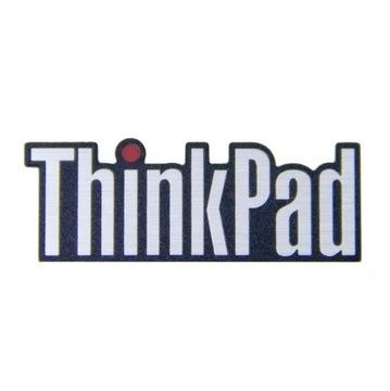 Наклейка с логотипом Lenovo ThinkPad 33 x 12 мм доставка товаров из Польши и Allegro на русском