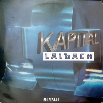 LAIBACH - Капитал 2LP ВИНИЛ [GER] доставка товаров из Польши и Allegro на русском