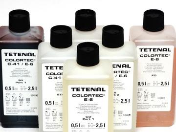 Tetenal Colortec Kit E6 слайды слайды на 2,5 л доставка товаров из Польши и Allegro на русском