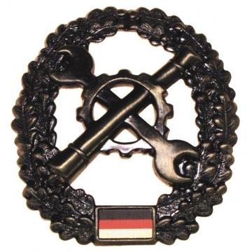 Бляха немецкая на берет Instandsetzung BW доставка товаров из Польши и Allegro на русском