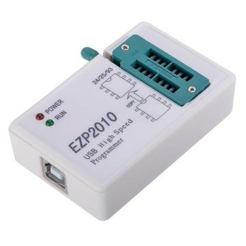Программатор последовательных SPI Flash_ EZP2010 __ V3.0 доставка товаров из Польши и Allegro на русском
