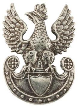Przypinka z orzełkiem wz. 17 доставка товаров из Польши и Allegro на русском