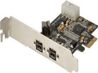 #RED Kontroler Firewire 800Mbs 1394b PCI Express доставка товаров из Польши и Allegro на русском