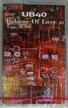 UB40-Labour Of Love III [kaseta] Folia доставка товаров из Польши и Allegro на русском