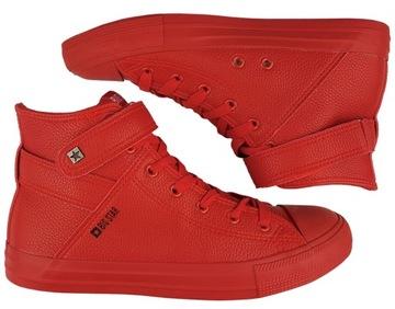 Кроссовки BIG STAR женские красные V274529 37 доставка товаров из Польши и Allegro на русском