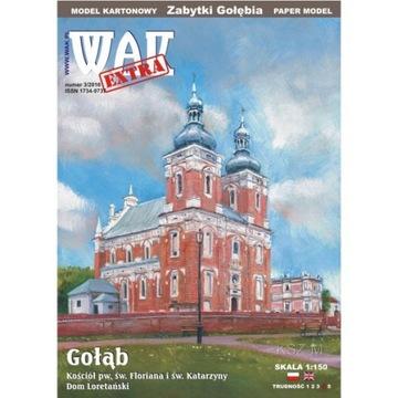ОАК 3/16 - Голубь - Церковь и Дом Loretański 1:150 доставка товаров из Польши и Allegro на русском
