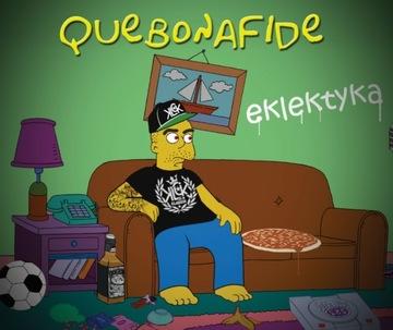 Quebonafide - Eklektyka Микстейп SOLAR ERIPE LTD CD доставка товаров из Польши и Allegro на русском