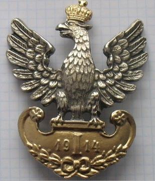 орел 2 Уланский Полк ВТОРОЙ Бригады Легионов доставка товаров из Польши и Allegro на русском
