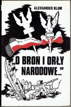 BLUM O BRO I ORŁY NARODOWE / London 1985  доставка товаров из Польши и Allegro на русском