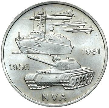 ГДР - 10 Марок 1981 А - NVA - MENNICZA - UNC доставка товаров из Польши и Allegro на русском