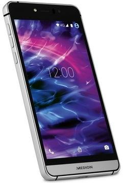 Смартфон MEDION X5004 16GB 2GB DUAL SIM LTE доставка товаров из Польши и Allegro на русском
