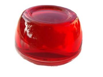 Пигмент ПРОЗРАЧНЫЙ Красный 15 мл до СМОЛ доставка товаров из Польши и Allegro на русском