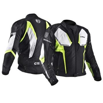 Куртка специальная одежда для мотоциклистов текстиль G-Rider City r. L доставка товаров из Польши и Allegro на русском