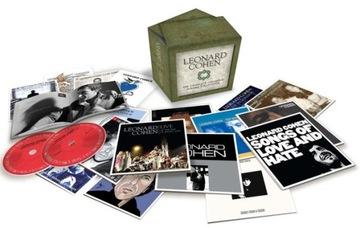 ЛЕОНАРД КОЭН COMPLETE COLLECTION 12 CD + DVD - доставка товаров из Польши и Allegro на русском