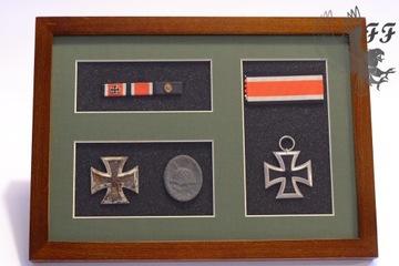 Фоторамка на медали и ордена, формат А4 доставка товаров из Польши и Allegro на русском
