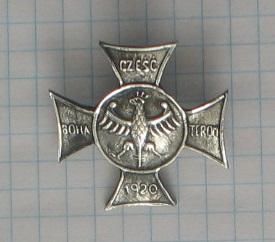 значок Привет Героям 1920 доставка товаров из Польши и Allegro на русском