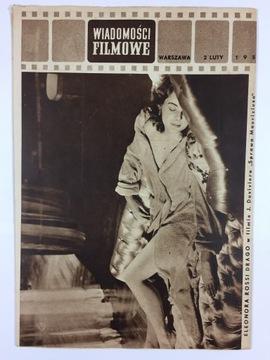 Новости кино - 2 февраля 1958 года. (№ 5/1958) доставка товаров из Польши и Allegro на русском