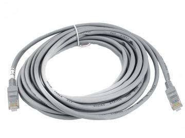 Кабель Сетевой Ethernet, Витая пара Gold RJ45 5м доставка товаров из Польши и Allegro на русском