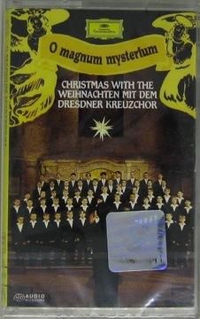 DRESDNER CHOIR-Christmas:О MAGNUM... [картридж]Пленка доставка товаров из Польши и Allegro на русском