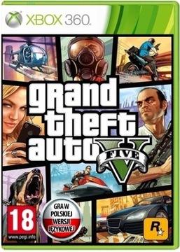 Grand Theft Auto V GTA 5 Польская версия + КАРТА FIVE доставка товаров из Польши и Allegro на русском