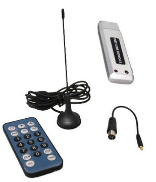 (ЦИФРОВОЙ ТЮНЕР ДЕКОДЕР TV USB DVB-T MPEG-4 HDTV !!) доставка товаров из Польши и Allegro на русском