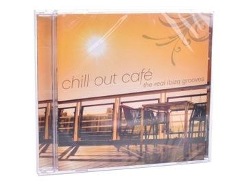 КОМПАКТ-диск Chill out Cafe 2014 ibiza испанская доставка товаров из Польши и Allegro на русском