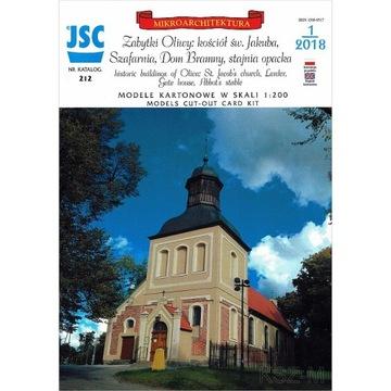 ОАО-212 Гданьск-Олива: Церковь святого Иакова, Szafarnia доставка товаров из Польши и Allegro на русском