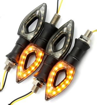 ПОВОРОТНИКИ KIERUNKI STRZALKI 12 LED ! 4 SZT.