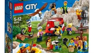 Lego City Klocki Figurki Zestawy Allegropl