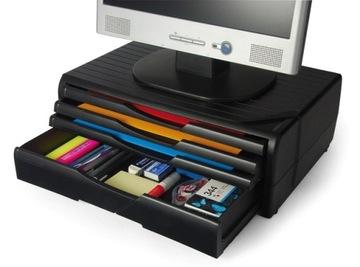 Organizátor Monitor / Printer 4 Zásuvky A4 Exponent