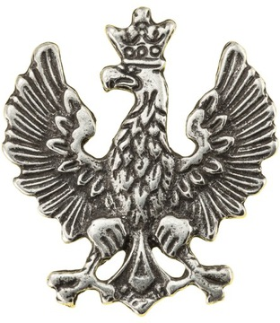 Eagle II RP Independence Emblem WZ 1919 PIN WPINK
