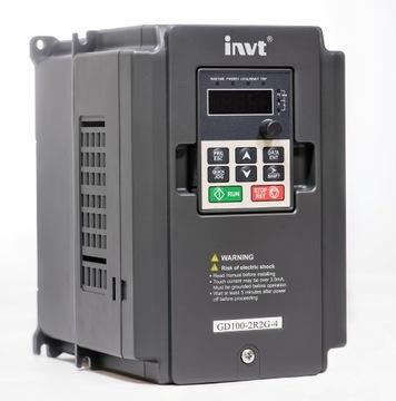 Inverter InvT20-011G-4-EU 11KW 3F vektor