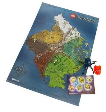 LEGO 5002941 Bionicle Hero Pack