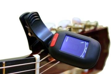 = Precízny = tuner gitara Guitar Presné gitary